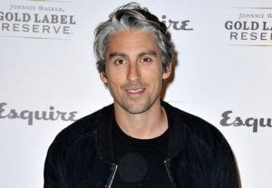 George Lamb GREY HAIR