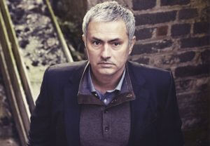 Jose Mourinho greay hair