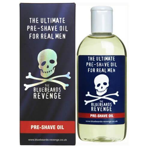 Bluebeards revenge pre shave oil