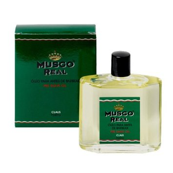 Musgo real Pre shave oil
