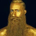 Captain Fawcett's Gold Beard oil