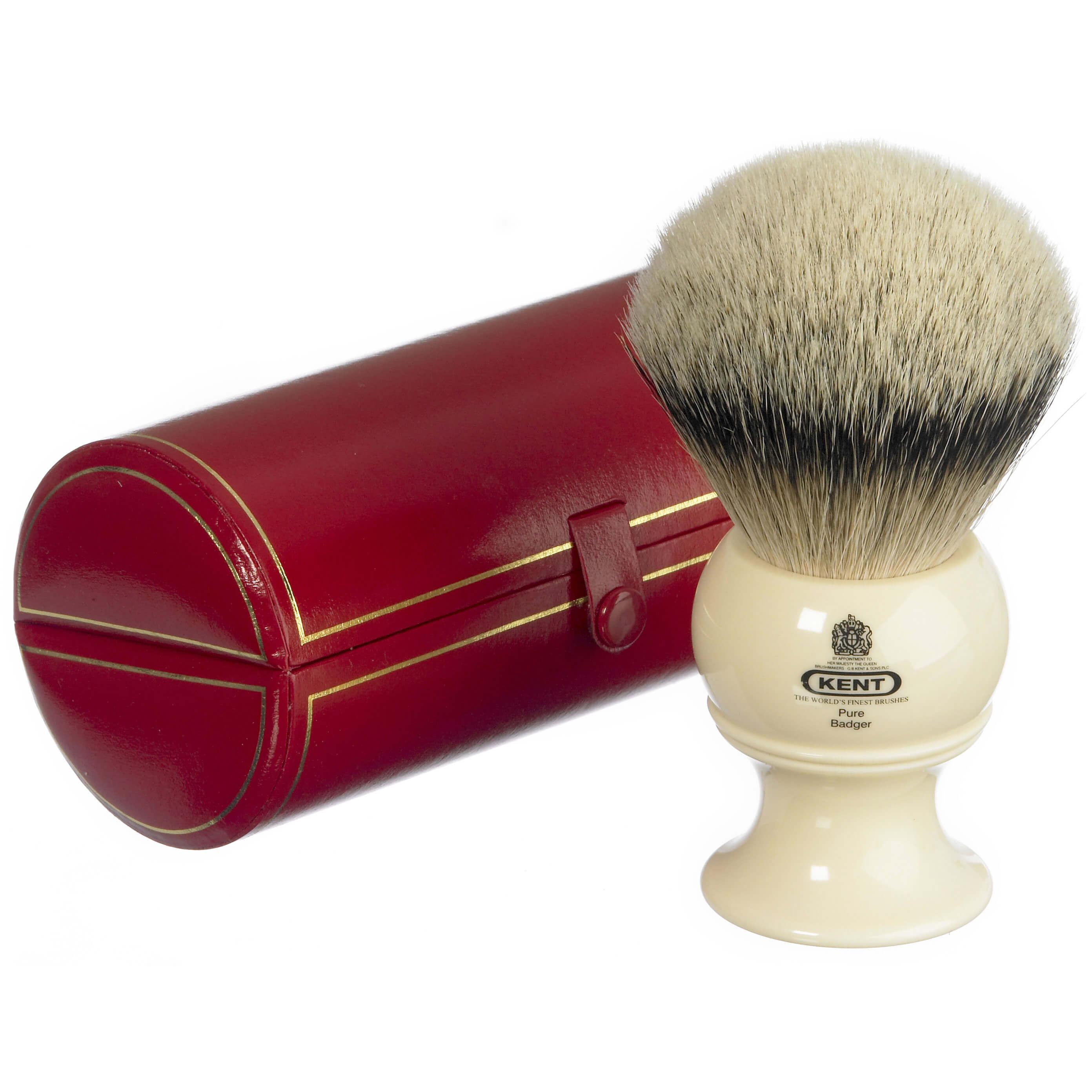 Kent pure Badger shaving brush