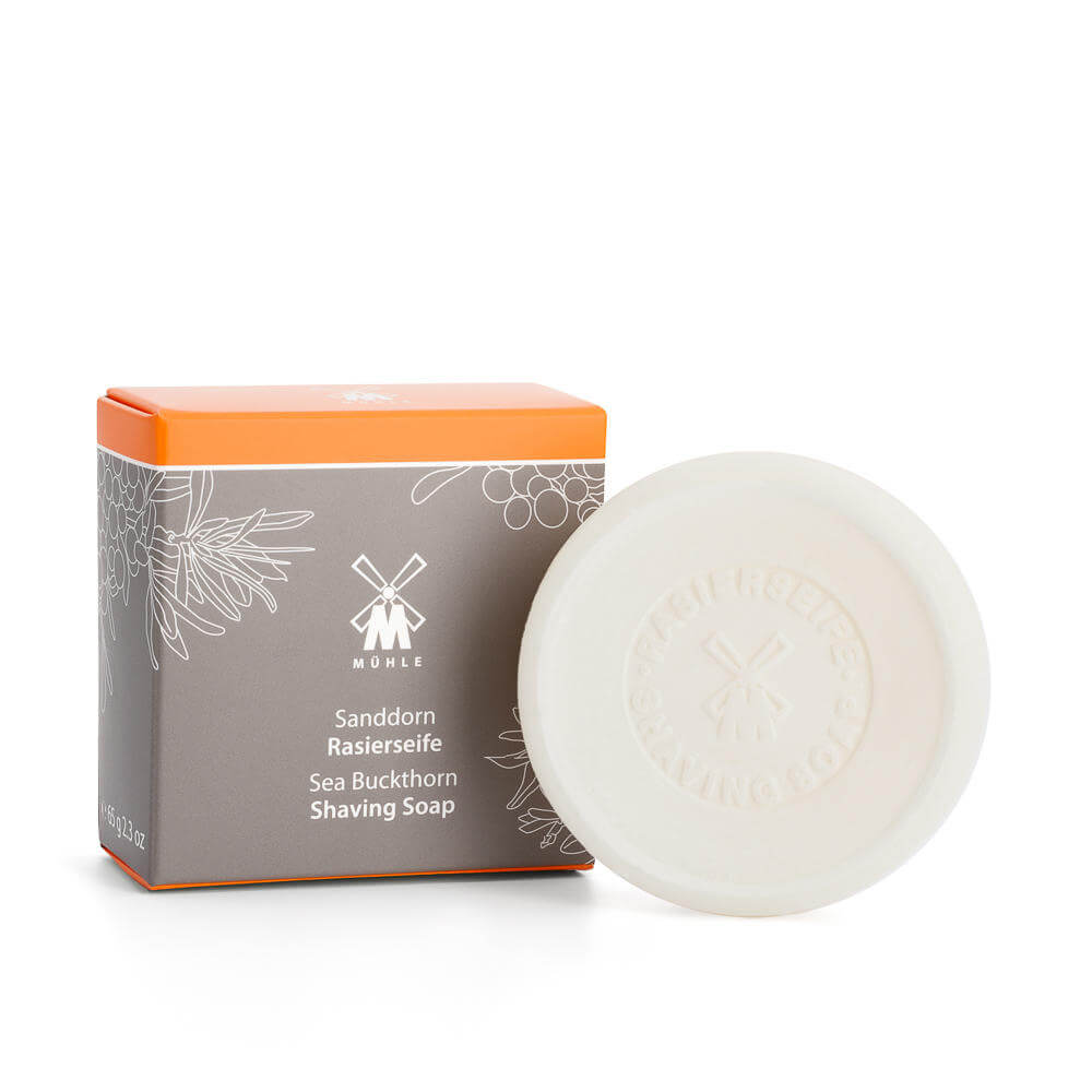 Muhle Shaving Soap - Sea Buckthorn