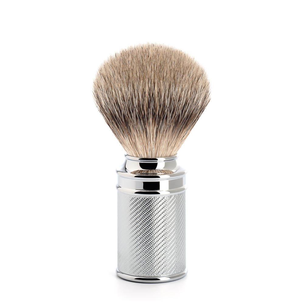 Muhle silvertip shaving brush