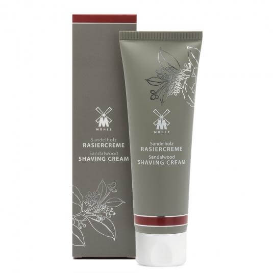 Muhle Sandalwood Shaving Cream