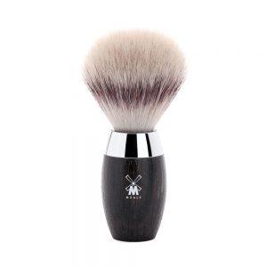Muhle Kosmo Bog Oak Silvertip Fibre shaving brush