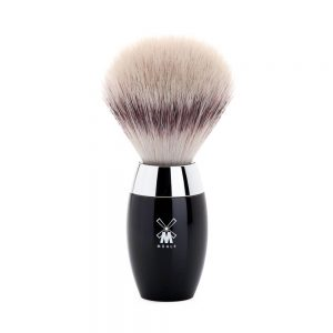 Muhle Kosmo Black Silvertip Fibre Shaving Brush