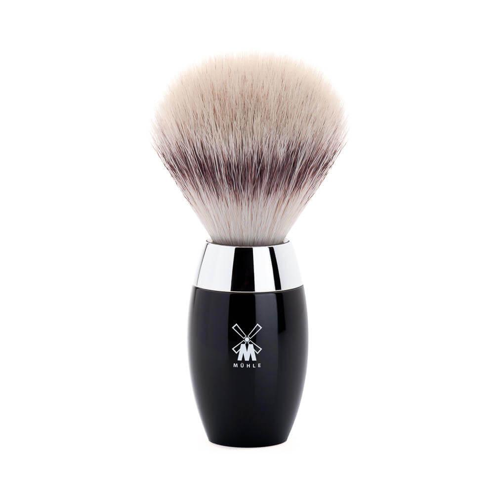 Muhle Kosmo Black Silvertip Fibre Shaving Brush