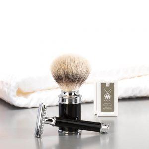 Shaving gift set from Muhle