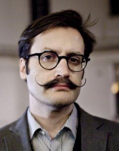 old english moustache