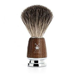 Rytmo Pure Badger shaving Brush