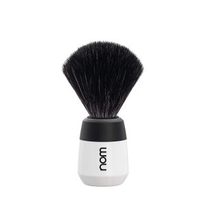 White Vegan shave brush