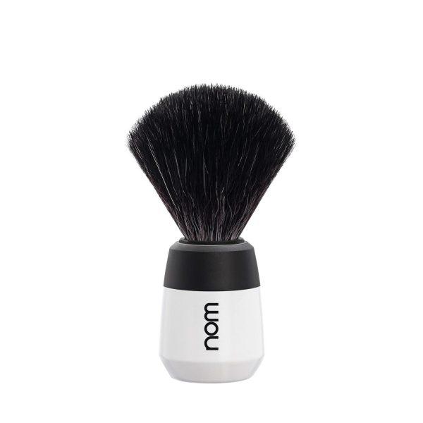 White Vegan shave brush