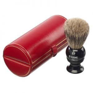Kent black shaving brush