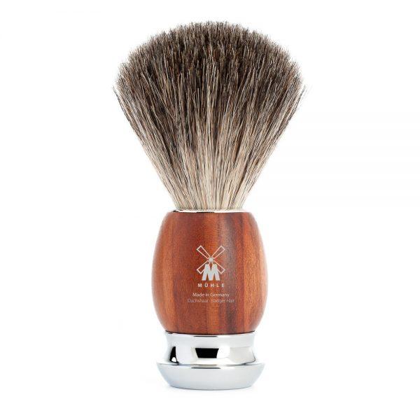 Vivio Plum pure badger